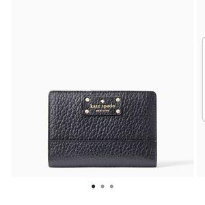 Kate Spade Tellie Leather Wallet